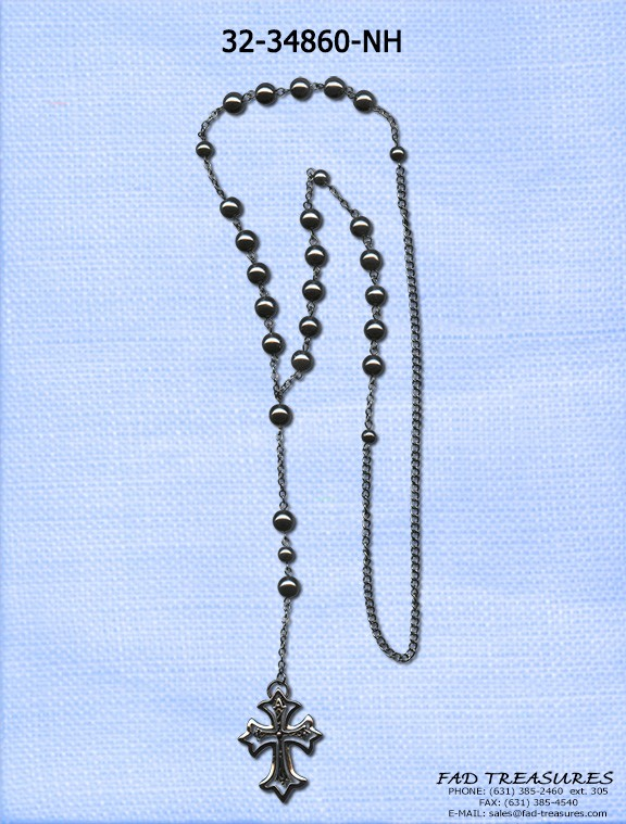 Rosary With Inner Outer Cross